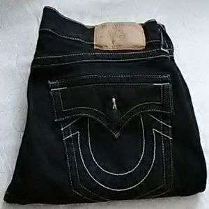 True Religion( Straight ,flap) jeans
